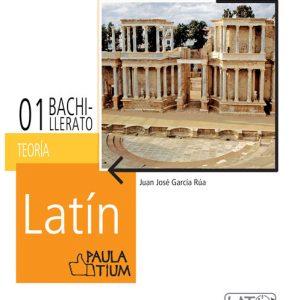 Cubierta Latín 1º Bach