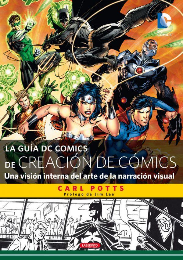 Cubierta La guía DC Comics