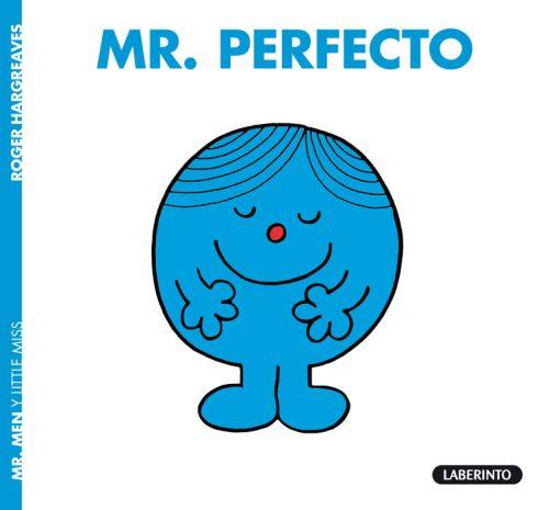 Cubierta Mr. Perfecto