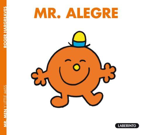 Cubierta Mr. Alegre