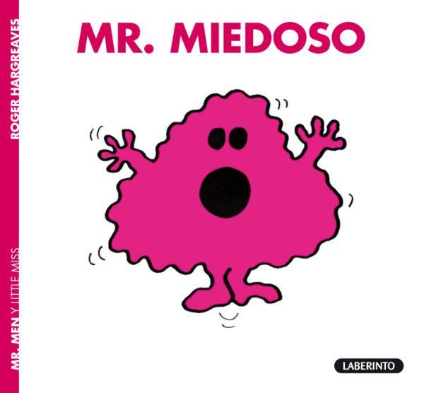 Cubierta Mr. Miedoso