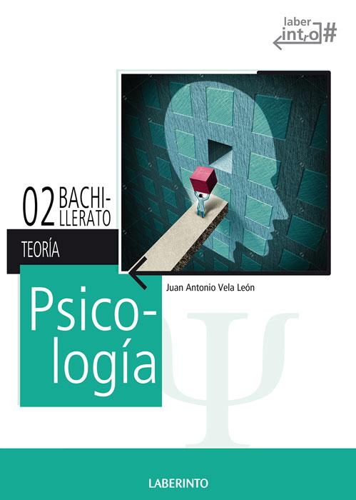 Cubierta Psicología Bachillerato