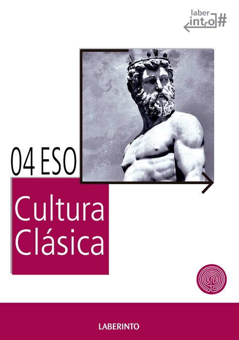 Cubierta cultura clásica 4º ESO