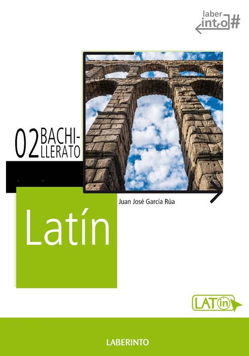 Cubierta Latín 2º Bach