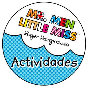 Logo actividades Mr.Men