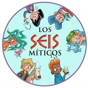 Icono de colección Seis Míticos
