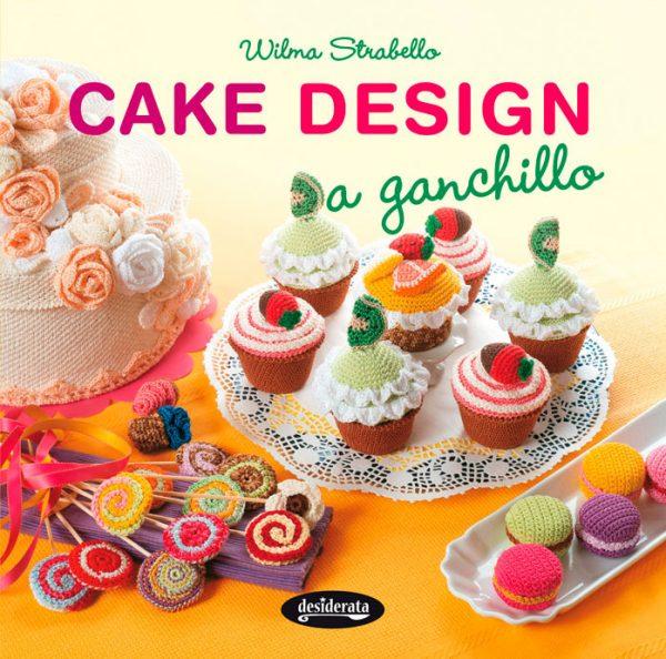 Cubierta Cake Design a ganchillo