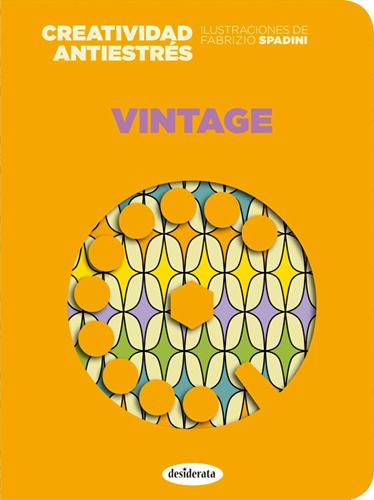 Cubierta Vintage