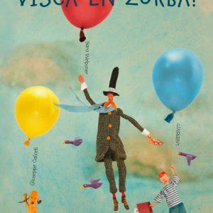Cubierta Visca en Zorba!
