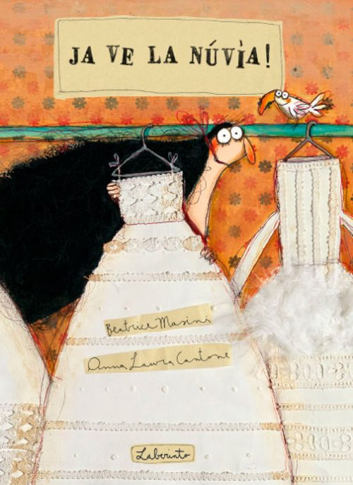 Cubierta Ja ve la núvia!