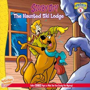 Cubierta The Haunted Ski Lodge
