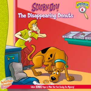 Cubierta The Disappearing Donuts