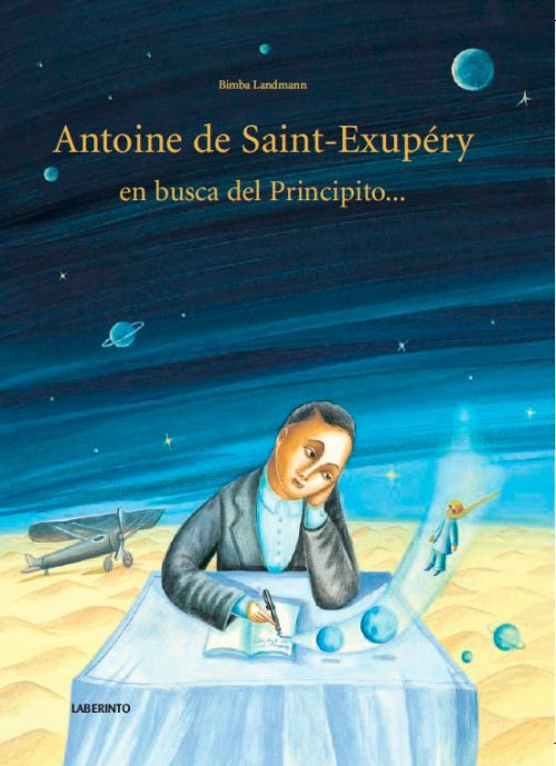 Cubierta Antoine de Saint-Exupéry