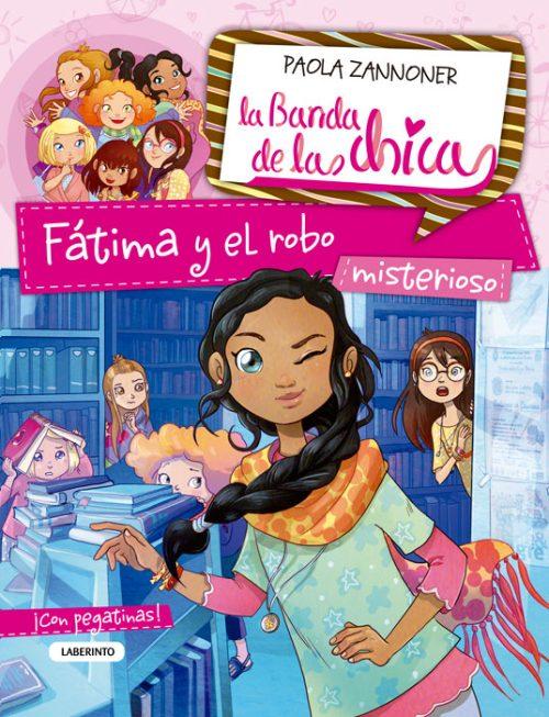 Cubierta Fátima y el robo misterioso