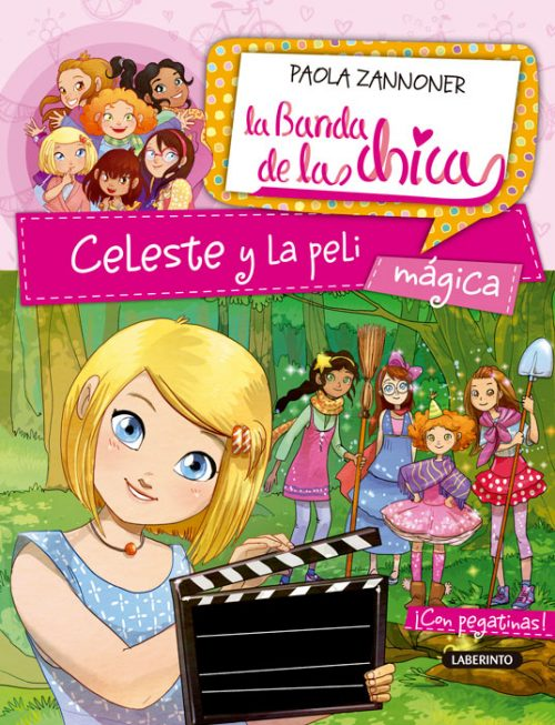 Cubierta Celeste y la peli mágica