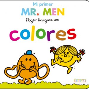 Cubierta Mi primer Mr.Men colores