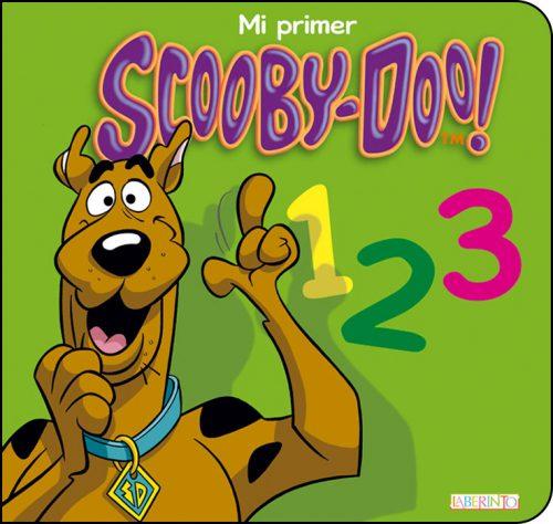 Cubierta Mi primer Scooby-Doo números