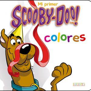 Cubierta Mi primer Scooby-Doo colores