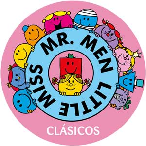 Logo Mr. Men clásicos