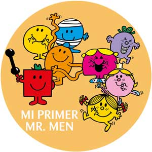 Logo Mi primer Mr. Men