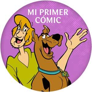 Logo Mi primer cómic Scooby-Doo