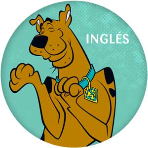 Logo Scooby Inglés