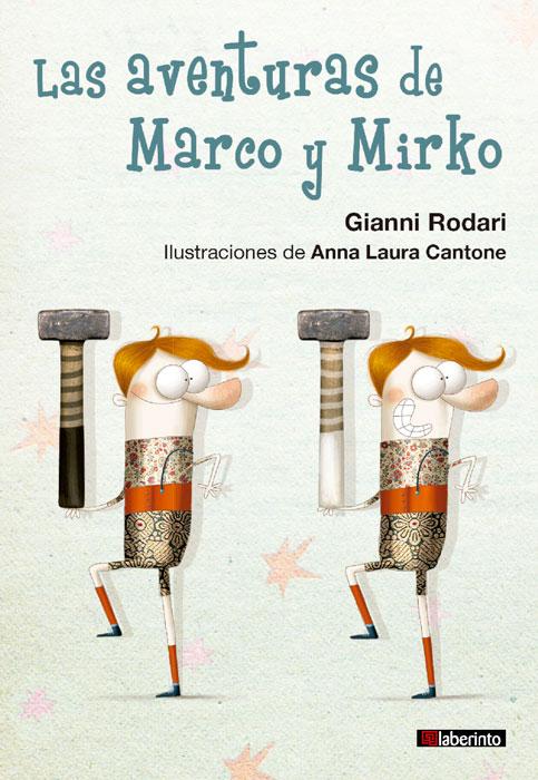 Cubierta Las aventuras de Marco y Mirko