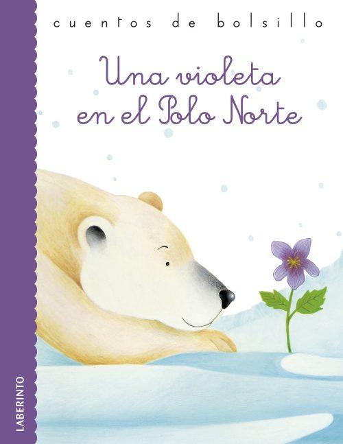 Cubierta Una violeta en el Polo Norte. Gianni Rodari