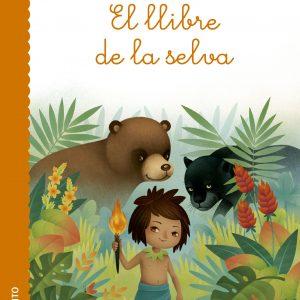 Cubierta El llibre selva
