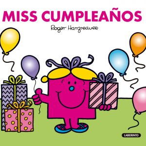 Cubierta Miss Cumpleaños
