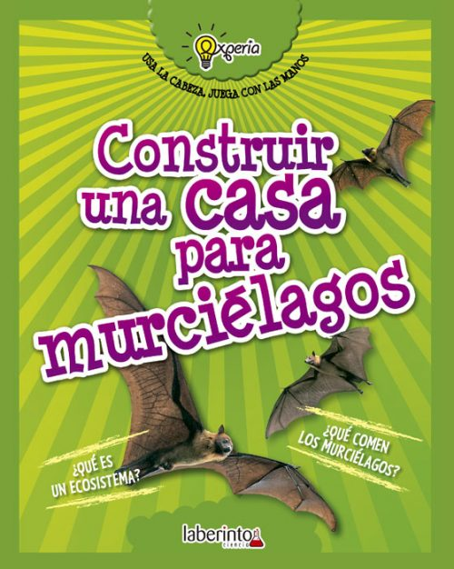 Cubierta Construir una casa para murciélagos