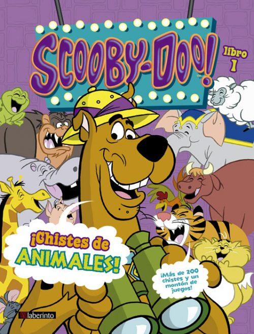 Cubierta Chistes de animales Scooby-Doo