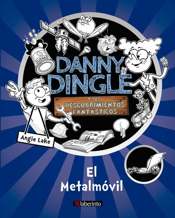 Danny Dingle cubierta