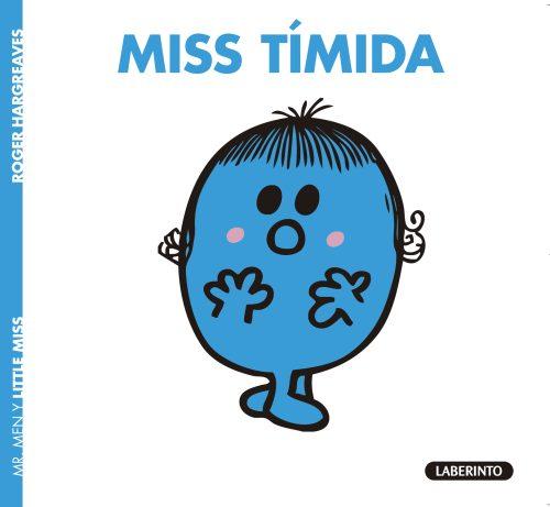 Cubierta Miss Tímida