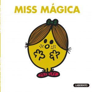 Cubierta Miss Mágica