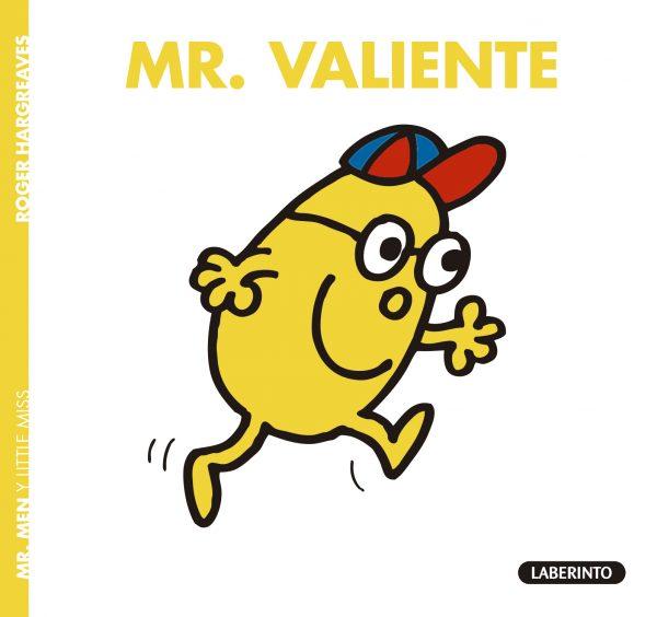 Cubierta Mr. Valiente