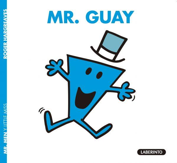 Cubierta Mr. Guay