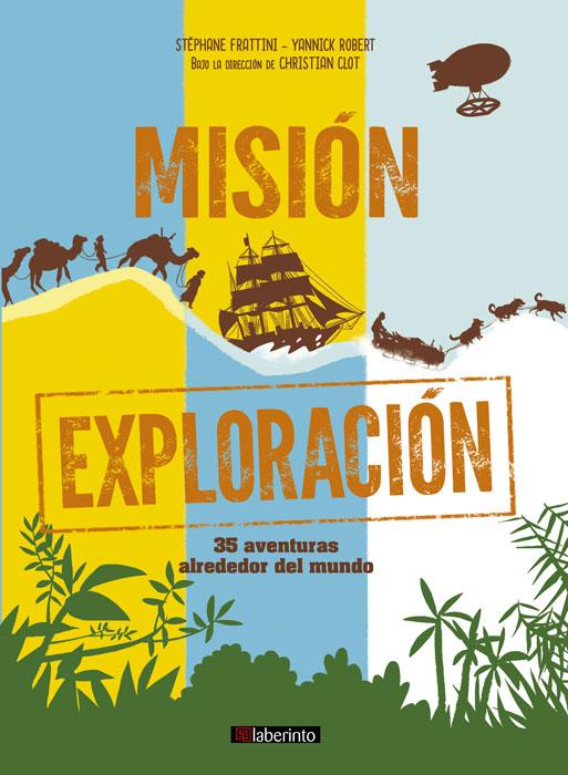 Cubierta Misión exploración