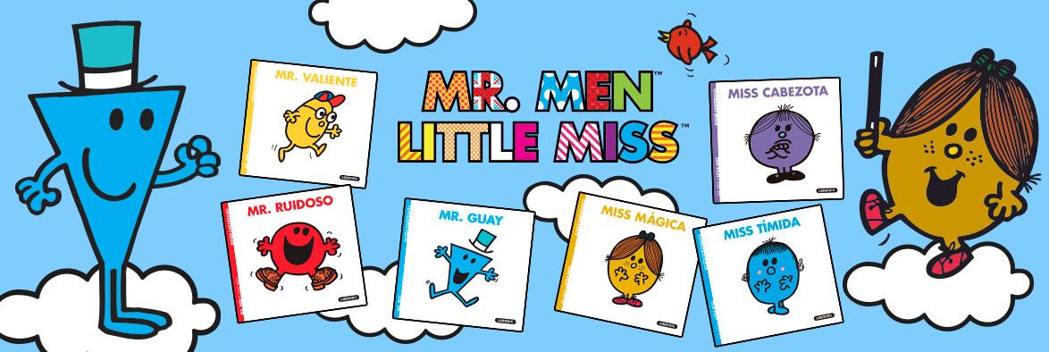 Banner Mr.Men