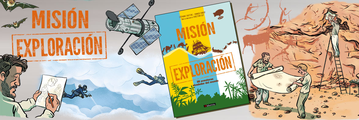 Banner Misión Exploración