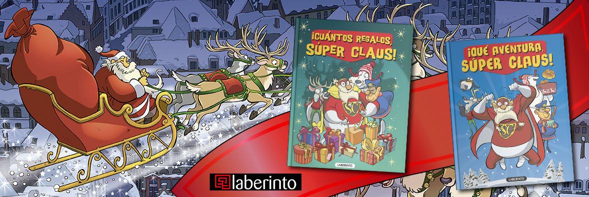 Banner Súper Claus