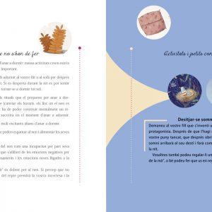Páginas interiores catalán ¡Es hora de ir a la camita!