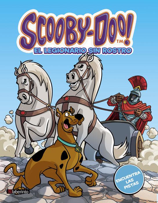 Cubierta Scooby-Doo 41. El legionario sin rostro