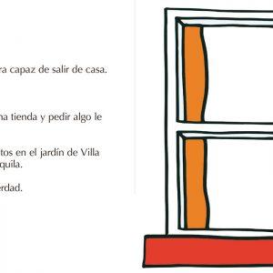 Páginas interiores Miss Tímida