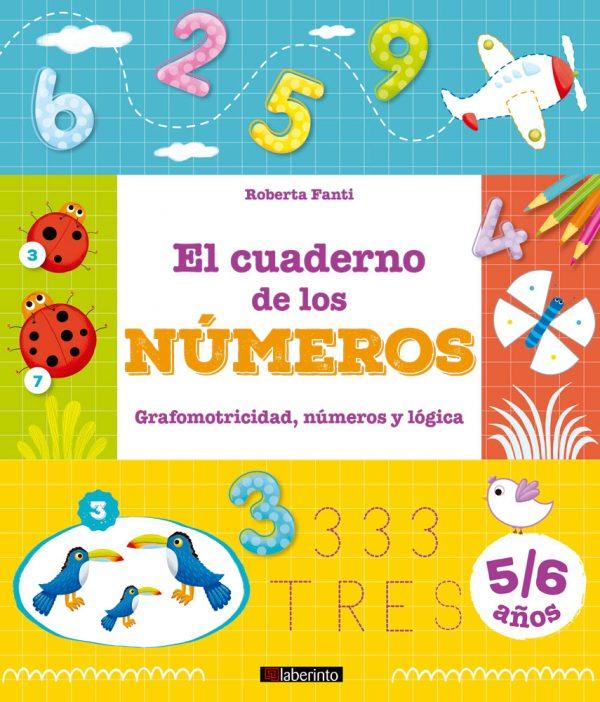 Portada El cuaderno de los números