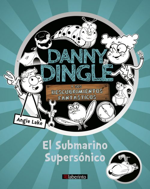 Cubierta Danny Dingle y el submarino supersónico