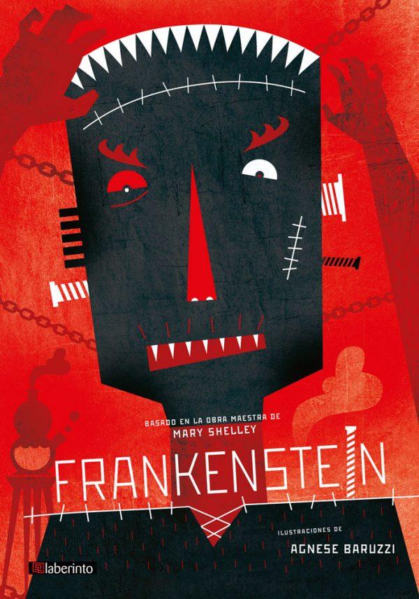 Cubierta Frankenstein