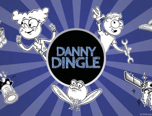 Danny Dingle, un niño excepcional