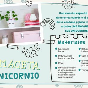 Interiores Unicorn world