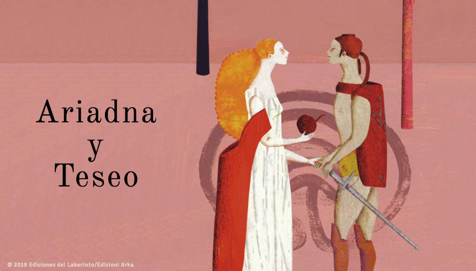 ¿Cómo luchar contra el destino? El amor épico entre Ariadna y Teseo